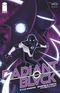 [Radiant Black #5 (Cover B Greco) (Product Image)]