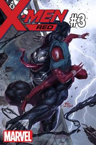 [X-Men: Red #3 (Venom 30th Variant) (Legacy) (Product Image)]