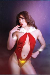 [Vengeance Of Vampirella #11 (Lee Cosplay Virgin Variant) (Product Image)]