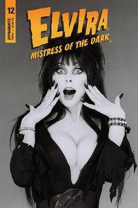 [Elvira: Mistress Of Dark #12 (Cover D Photo) (Product Image)]