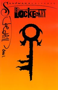 [Locke & Key/Sandman: Hell & Gone #1 (Forbidden Planet Foil Exclusive Signed Edition) (Product Image)]