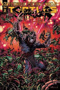 [Teenage Mutant Ninja Turtles: Shredder In Hell #2 (Cover B Eastman) (Product Image)]