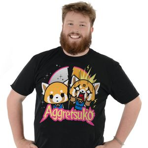 [Aggretsuko: T-Shirt: Rock On! (Product Image)]