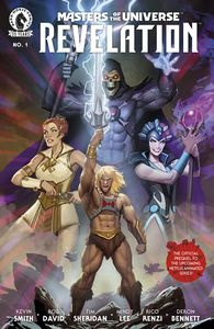 [Masters Of The Universe: Revelation #1 (Cover A Sejic) (Product Image)]