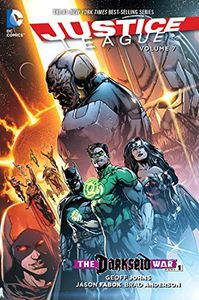 [Justice League: Volume 7: Darkseid War Part 1 (Hardcover) (Product Image)]