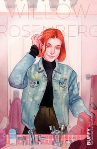 [Buffy The Vampire Slayer #2 (Cover B Wada Variant) (Product Image)]