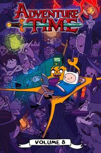 [Adventure Time: Volume 8 (Product Image)]