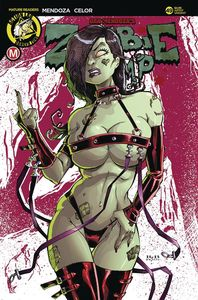 [Zombie Tramp: Ongoing #49 (Cover C White) (Product Image)]