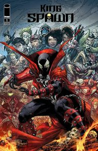 [King Spawn #1 (Cover F Booth) (Product Image)]