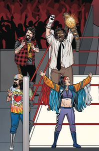 [WWE #17 (Schoonover Raw Connecting Variant) (Product Image)]