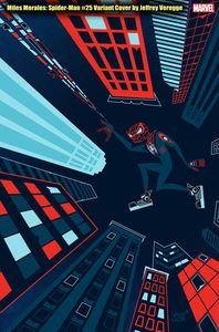 [Miles Morales: Spider-Man #25 (Veregge Variant) (Product Image)]