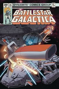 [Battlestar Galactica: Classic #5 (Cover B Hdr) (Product Image)]