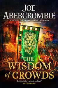 [The Age Of Madness: Book 3: The Wisdom Of Crowds (Signed Hardcover) (Product Image)]