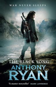 [Raven's Blade: Book 2: The Black Song (Hardcover) (Product Image)]