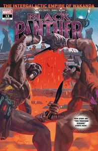 [Black Panther #13 (Product Image)]