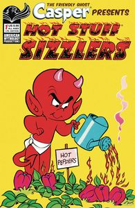 [Capser: Spotlight Hotstuff Sizzlers #1 (Cover B Limited Edition Retro) (Product Image)]