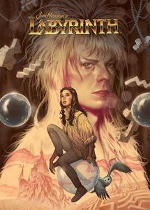 [Jim Henson's Labyrinth: Artist Tribute (Hardcover) (Product Image)]