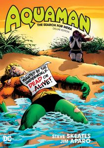 [Aquaman: The Search For Mera (Deluxe Edition Hardcover) (Product Image)]