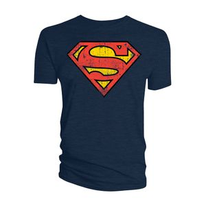 [DC: T-Shirt: Superman Logo (Product Image)]