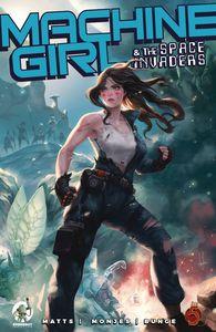 [Machine Girl: Volume 2 (Product Image)]