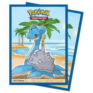 [Pokemon: Gallery Series Deck Protector Sleeves: Seaside  (65 Pack) (Product Image)]