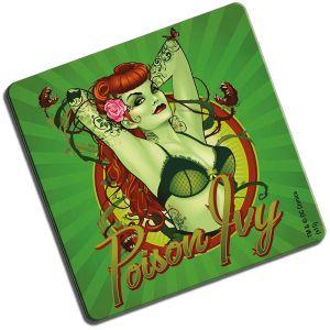 [DC Bombshells: Coaster: Poison Ivy (Product Image)]