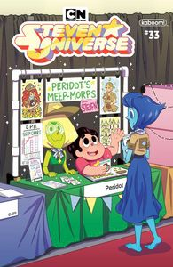 [Steven Universe: Ongoing #33 (Cover A Pena) (Product Image)]