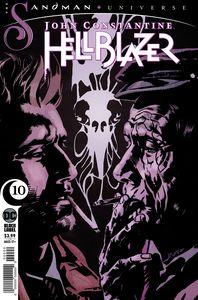 [John Constantine: Hellblazer #10 (Product Image)]
