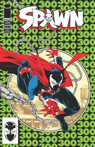 [Spawn #300 (3rd Printing) (Product Image)]