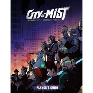 [Player Guide: RPG: City Of Mists (Product Image)]