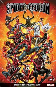 [Amazing Spider-Man: Spider-Geddon (UK Edition) (Product Image)]