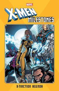 [X-Men Milestones: X-Tinction Agenda (Product Image)]