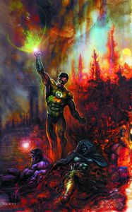 [The Green Lantern: Season Two #12 (Cover A Liam Sharp) (Product Image)]