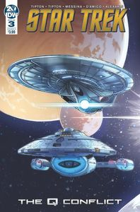 [Star Trek: Q Conflict #3 (Cover A Messina) (Product Image)]