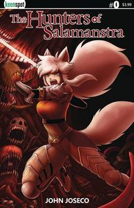[Hunters Of Salamanstra #0 (Cover A Main) (Product Image)]
