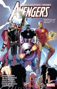 [Avengers By Jason Aaron: Volume 1 (Hardcover) (Product Image)]