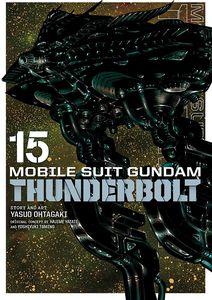[Mobile Suit Gundam: Thunderbolt: Volume 15 (Product Image)]