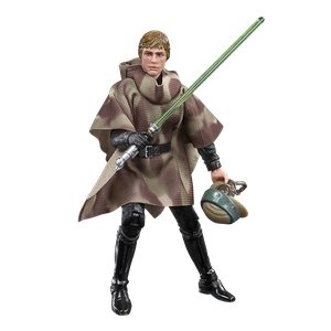 [Star Wars: Return Of The Jedi: Black Series Action Figure: Luke Skywalker (Endor) (Product Image)]