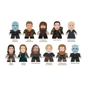 [Game Of Thrones: TITANS: Winter Is Here Collection (Complete Display) (Product Image)]