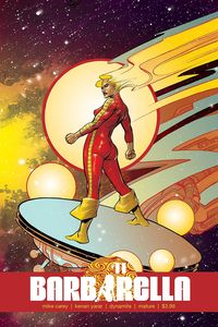 [Barbarella #11 (Cover A Powell) (Product Image)]