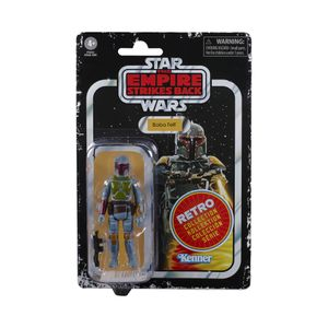 [Star Wars: The Empire Strikes Back: Retro Collection Action Figure: Boba Fett (Product Image)]