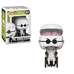 [Nightmare Before Christmas: Pop! Vinyl Figure: Dr Finklestein (Product Image)]