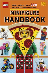 [LEGO Minifigure Handbook (Hardcover) (Product Image)]