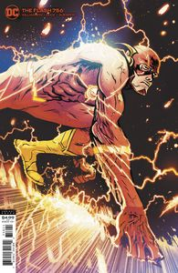 [Flash #756 (Card Stock Daniel W Johnson Variant Edition) (Product Image)]