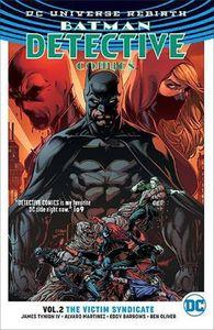 [Batman: Detective Comics: Volume 2: Victim Syndicate (Rebirth) (Product Image)]
