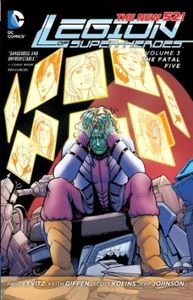[Legion Of Super-Heroes: Volume 3: The Fatal Five (Product Image)]