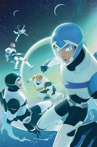[Voltron: Legendary Defender: Volume 3 #4 (Cover A Yamashin) (Product Image)]