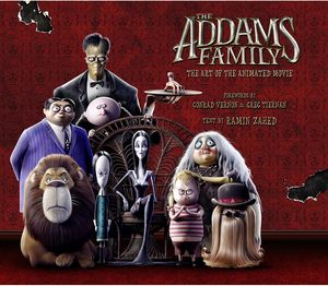 [The Addams Family: The Art Of The Animated Movie (Hardcover) (Product Image)]