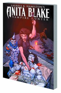 [Anita Blake: Vampire Hunter: Circus Of The Damned: Book 3: The Scoundrel (Product Image)]