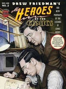 [More Heroes Of Comics (Hardcover) (Product Image)]